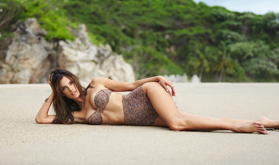 Αλεσάντρα Αμπρόσιο: To γυμνό κλικ στο Instagram μοίρασε εγκεφαλικά & της χάρισε χιλιάδες likes - Κυρίως Φωτογραφία - Gallery - Video