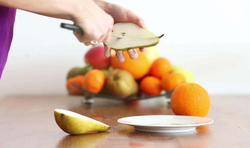 Εσύ το ήξερες; Να γιατί δεν πρέπει να πετάς τη φλούδα των φρούτων και τα κοτσάνια των λαχανικών - Κυρίως Φωτογραφία - Gallery - Video