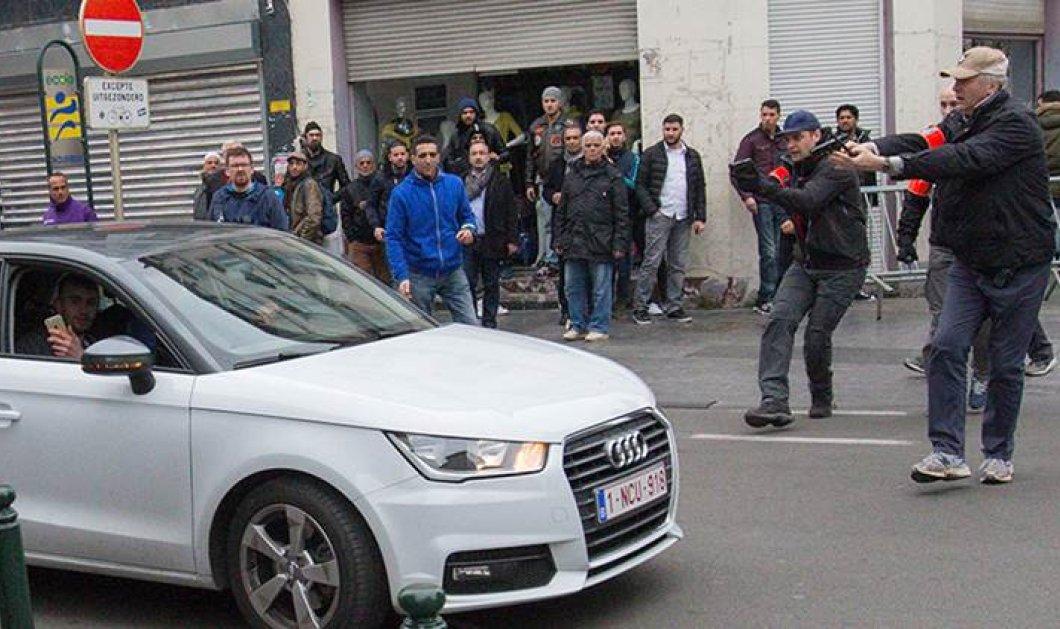 Νέο απίστευτο περιστατικό βίας στο Μολενμπέκ του Βελγίου - Άνδρας παρασέρνει Μουσουλμάνα με το αυτοκίνητό του (Βίντεο) - Κυρίως Φωτογραφία - Gallery - Video
