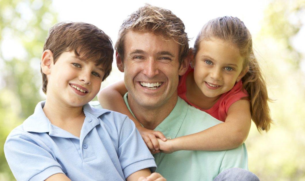 Μπαμπάδες ήρθε η ώρα της δικαίωσης: Υψηλότερο IQ για τα παιδιά που περνάνε χρόνο με τον πατέρα τους δείχνει νέα έρευνα  - Κυρίως Φωτογραφία - Gallery - Video