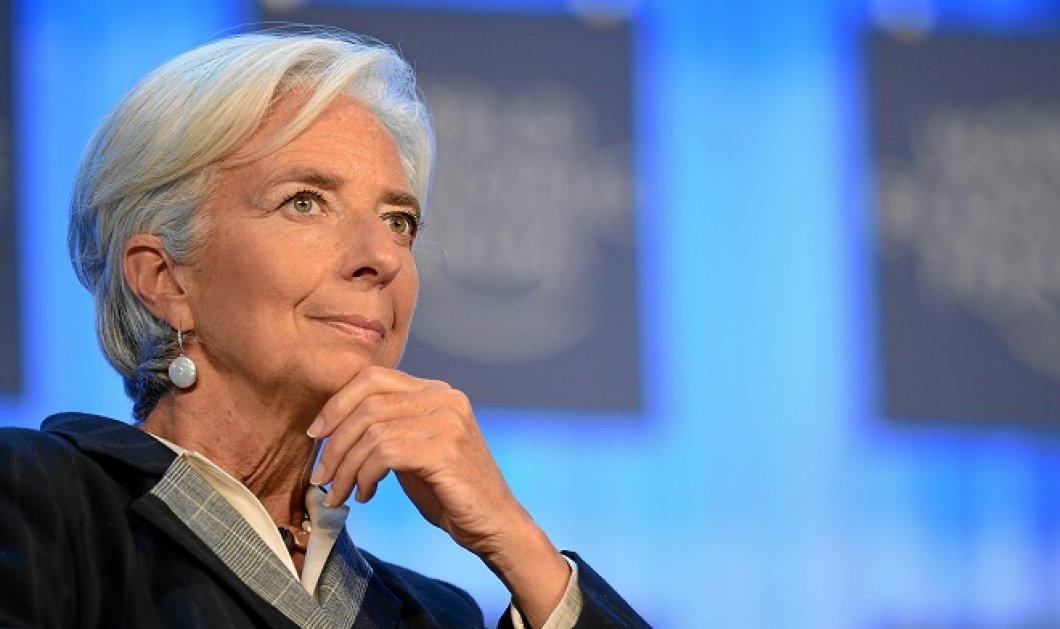 Ικανοποιημένος ο Ευ. Τσακαλώτος από τη συνάντηση με την Κριστίν Λαγκάρντ - Συμφώνησαν να επιστρέψει το ΔΝΤ σε 10 ημέρες - Κυρίως Φωτογραφία - Gallery - Video