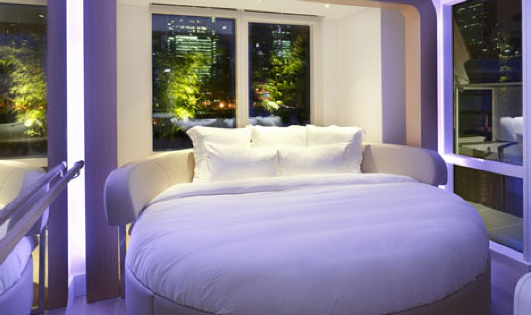 Yotel: Καινοτόμα ξενοδοχεία-καμπίνες στα αεροδρόμια ή πως να πάρετε ένα ωραίο υπνάκο πριν το ταξίδι - Κυρίως Φωτογραφία - Gallery - Video
