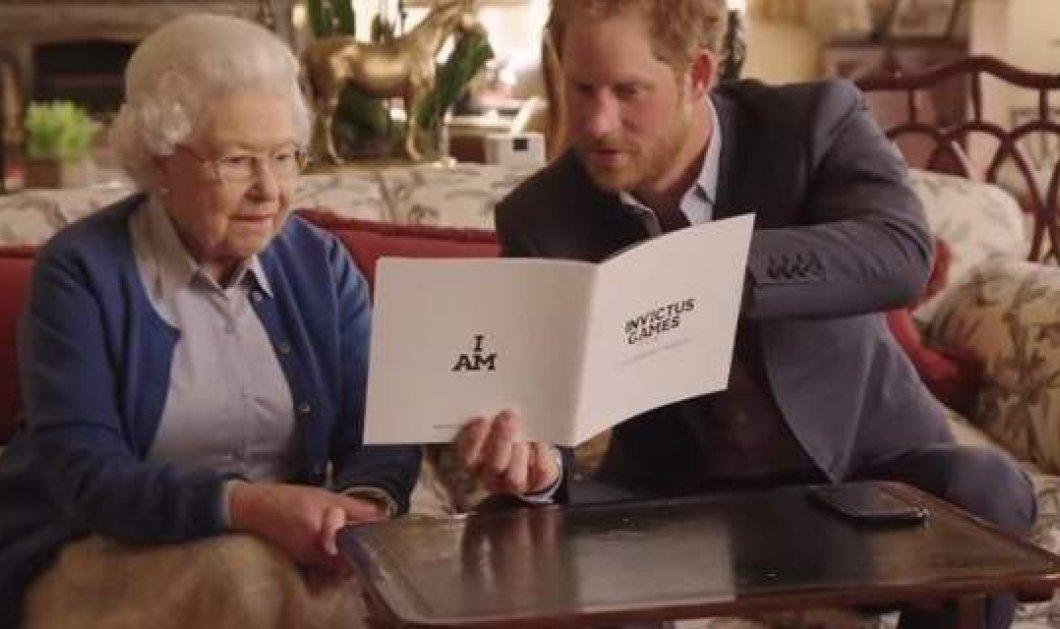 """Το απίστευτο """"τρολάρισμα"""" της Βασίλισσας Ελισάβετ στο ζεύγος Ομπάμα - Το βίντεο που τρέλανε το Internet - Κυρίως Φωτογραφία - Gallery - Video"""