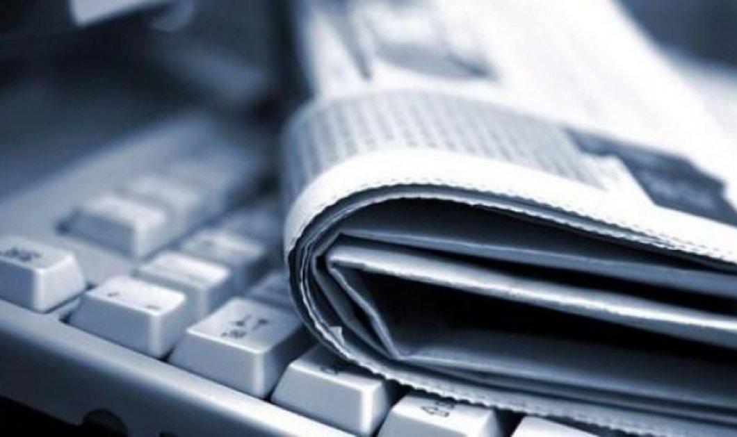 48ωρη απεργία δημοσιογράφων σε όλα τα ΜΜΕ για το ασφαλιστικό - Κυρίως Φωτογραφία - Gallery - Video