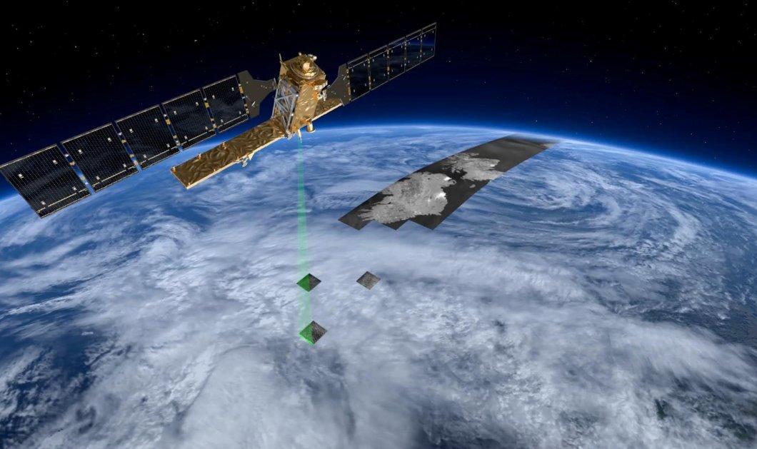 """Φανταστικές εικόνες: Εκτοξεύτηκε ο δορυφόρος Sentinel-1Β - θα βρει τον δίδυμο αδερφό του & θα μας """"κατασκοπεύουν"""" (Bίντεο) - Κυρίως Φωτογραφία - Gallery - Video"""