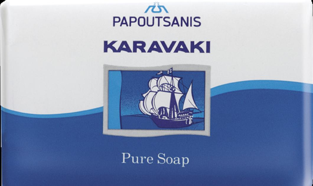 Παπουτσάνης: Δυο βραβεία - Αιωνόβια Brands για το περίφημο καραβάκι & το λατρεμένο πράσινο σαπούνι - Κυρίως Φωτογραφία - Gallery - Video