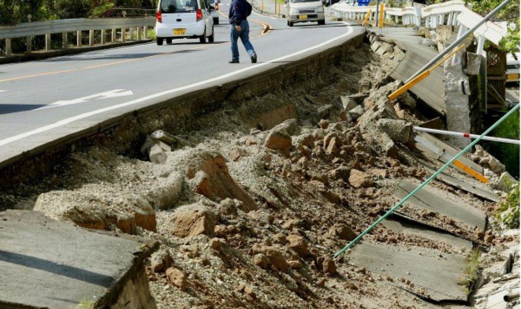 Στους 9 οι νεκροί από τον σεισμό 6,5 Ρίχτερ στην Ιαπωνία: Συγκλονιστικές φωτό  - Κυρίως Φωτογραφία - Gallery - Video
