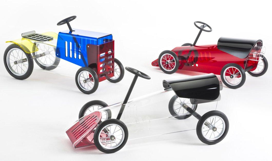Υπέροχα πολύχρωμα παιχνιδιάρικα έπιπλα για τα παιδιά λανσάρησε η διάσημη Kartell (Δείτε φωτό) - Κυρίως Φωτογραφία - Gallery - Video
