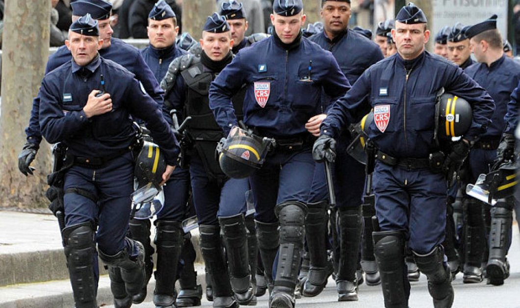 Εξαρθρώθηκε νεοναζιστική οργάνωση στη Γαλλία - Ολόκληρο οπλοστάσιο κατάσχεσαν οι αρχές - Κυρίως Φωτογραφία - Gallery - Video