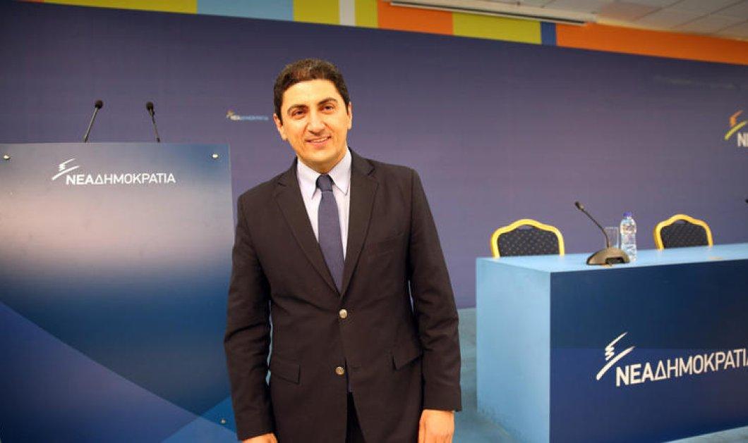 Ο Λευτέρης Αυγενάκης εκλέχθηκε διά βοής γραμματέας της ΝΔ - Κυρίως Φωτογραφία - Gallery - Video
