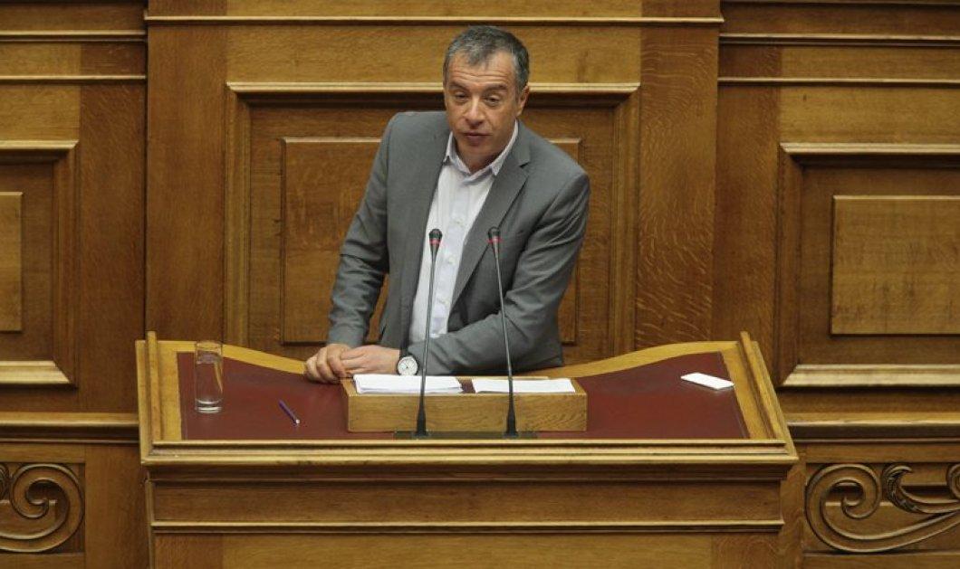 Θεοδωράκης: Να σταματήσει η κυβέρνηση να συμπεριφέρεται ως κατακτητής - Κυρίως Φωτογραφία - Gallery - Video