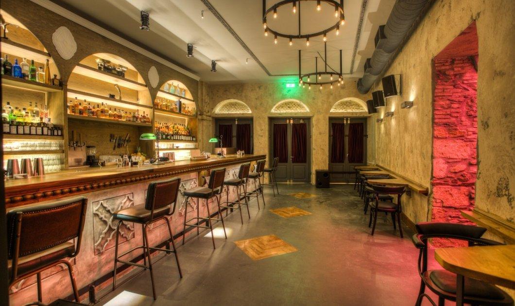 Το «The Clumsies» είναι το καλύτερο μπαρ της Αθήνας - Το τοp 5 που απέσπασε βραβεία - Κυρίως Φωτογραφία - Gallery - Video