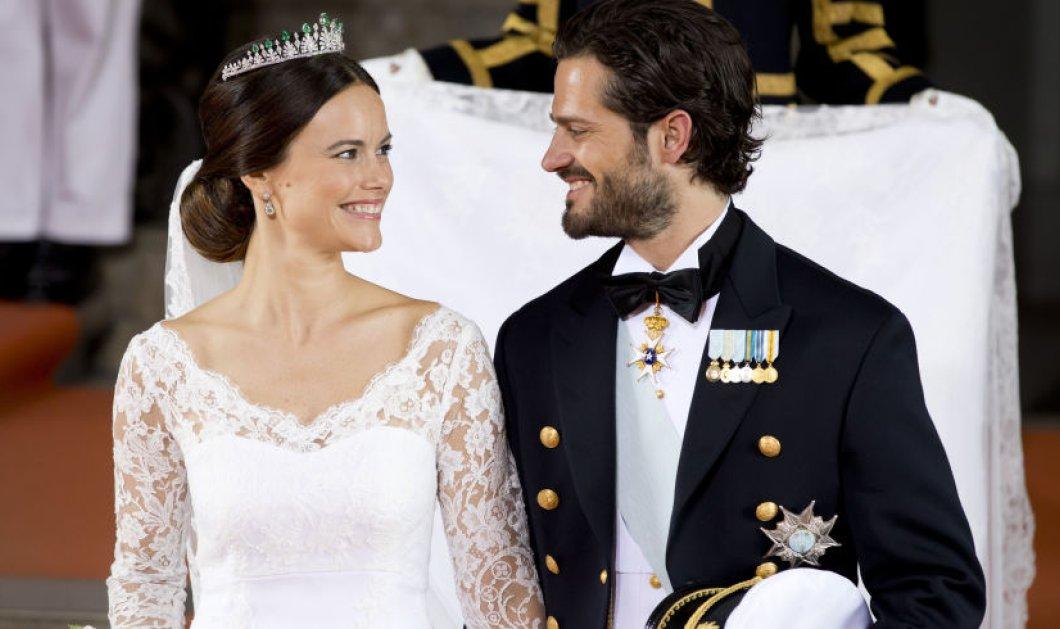 Βασιλικά γεννητούρια στην Σουηδία: Η καλλονή Σοφία & ο πρίγκιπας Καρλ Φίλιπ έγιναν γονείς ενός αγοριού - Κυρίως Φωτογραφία - Gallery - Video