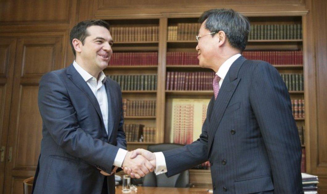 Cosco: Έρχονται νέες επενδύσεις στον Πειραιά - Όλο το ρεπορτάζ της υπογραφής με τους Κινέζους - Κυρίως Φωτογραφία - Gallery - Video