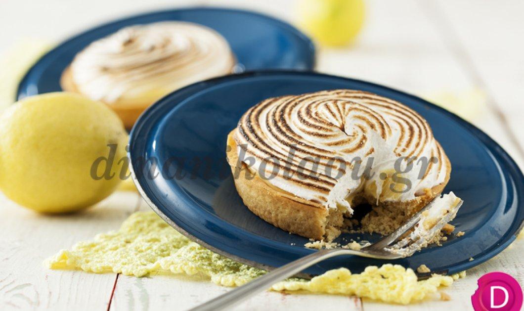 Η Ντίνα Νικολάου φτιάχνει την κλασσική αμερικάνικη lemon pie: Μυρωδάτη κρέμα & βελούδινη μαρέγκα  - Κυρίως Φωτογραφία - Gallery - Video