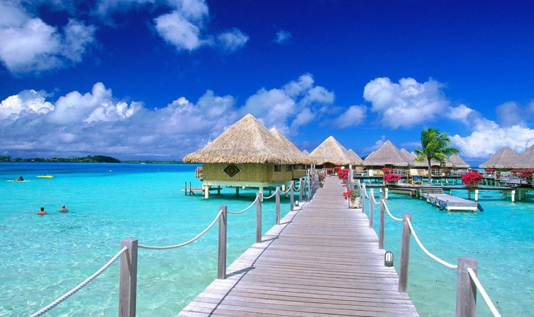 Πάμε... διακοπές στις Μαλδίβες: Κλείστε τα μάτια και για 3.30 λεπτά φύγαμε - Κυρίως Φωτογραφία - Gallery - Video