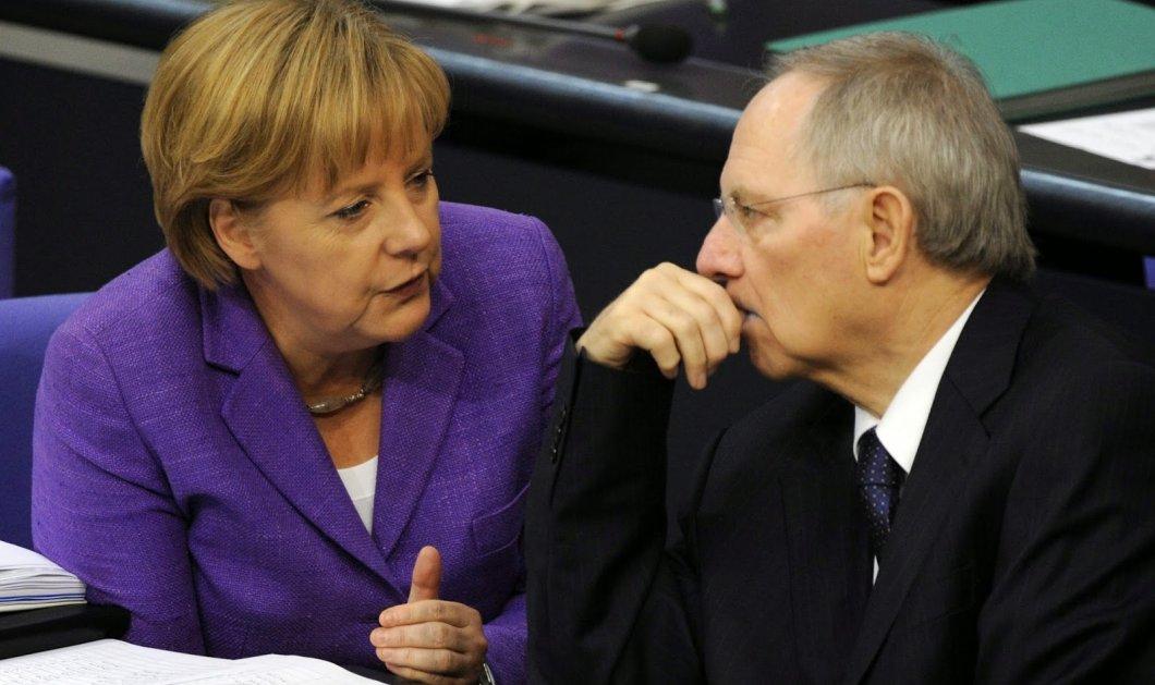 """Η Μέρκελ σε αντίθετη γραμμή από τον Σόιμπλε: """"Στηρίζω την ανεξαρτησία της ΕΚΤ -Έχει ξεκάθαρη εντολή"""" - Κυρίως Φωτογραφία - Gallery - Video"""