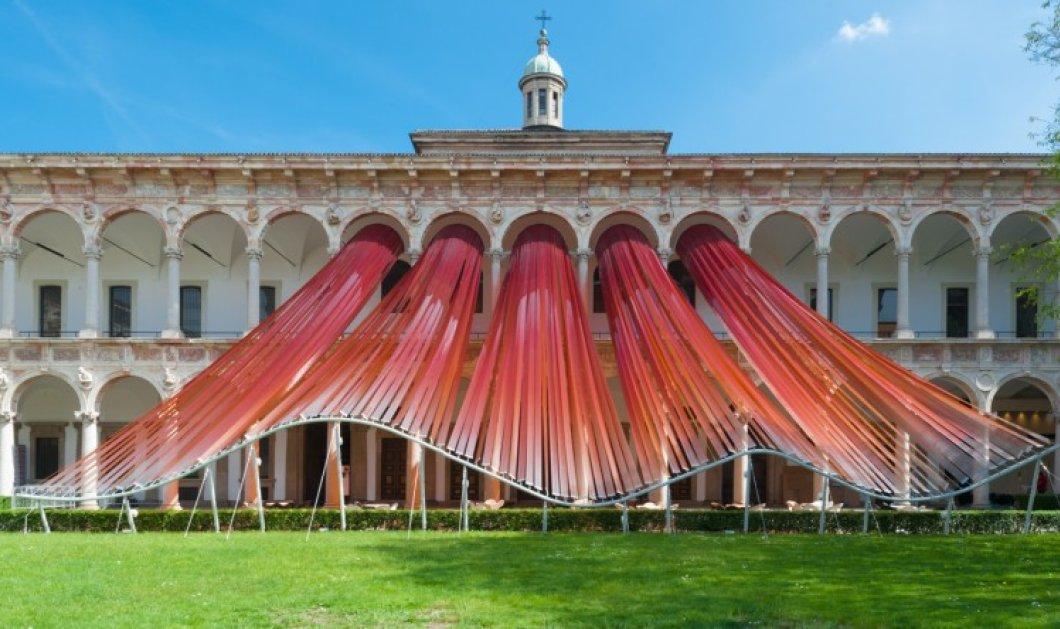Πρόκληση των αισθήσεων το αριστούργημα που μόλις έστησαν οι MAD αρχιτέκτονες στο Μιλάνο για την έκθεση design - Κυρίως Φωτογραφία - Gallery - Video