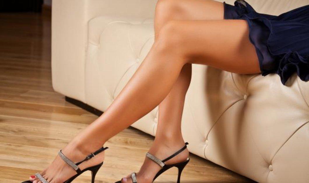 Ψηλά τακούνια: Πώς οι καλύτεροι φίλοι κάθε γυναίκας φθείρουν τα πόδια αλλά και τα... νύχια μας - Κυρίως Φωτογραφία - Gallery - Video