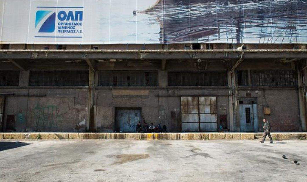 Φάρσα το τηλεφώνημα για βόμβα στην πύλη Ε-1 στο λιμάνι του Πειραιά - Το 3ο περιστατικό μέσα σε λίγες μέρες - Κυρίως Φωτογραφία - Gallery - Video