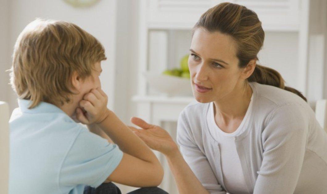 Φροντίζω ή τιμωρώ όταν βάζω όρια στο παιδί; - Κυρίως Φωτογραφία - Gallery - Video
