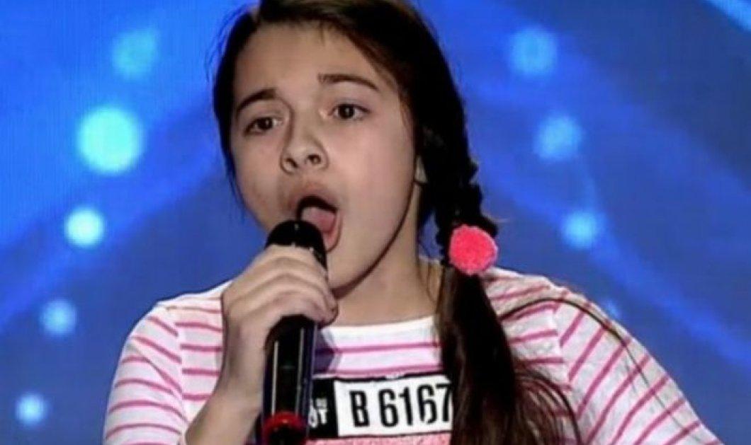 Θα σας σηκωθεί η τρίχα: 13χρονη τραγουδάει όπερα σαν μεγάλη & τρελαίνειιι! Ακούστε την  - Κυρίως Φωτογραφία - Gallery - Video