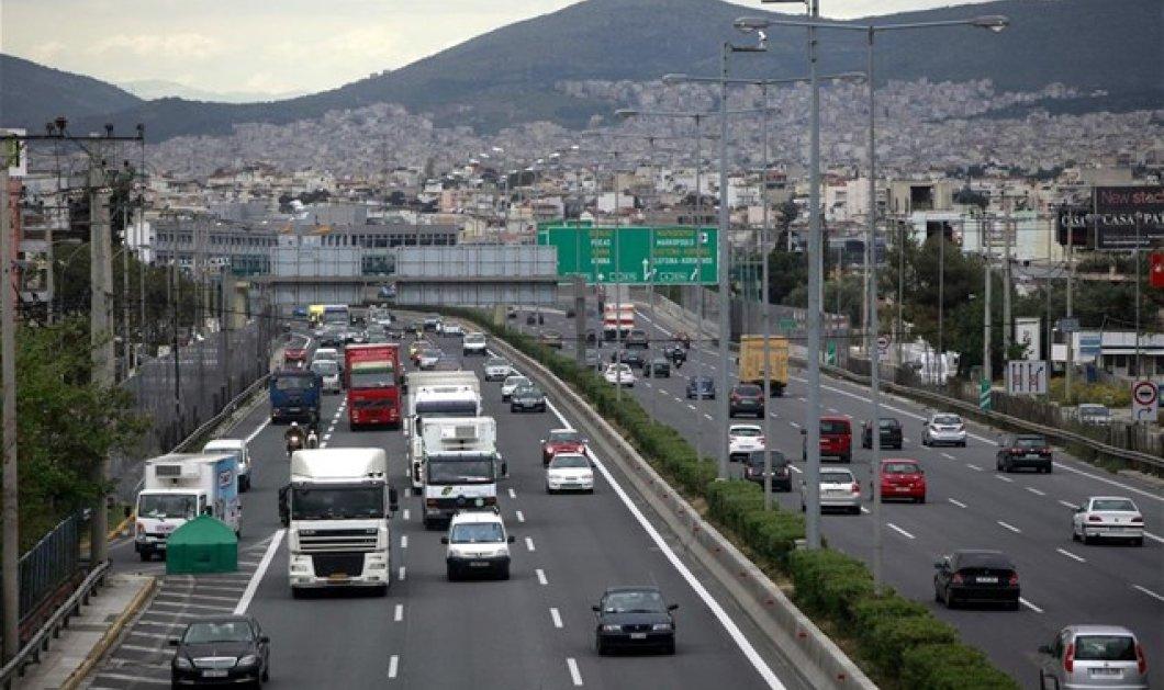 Ξεκίνησε η έξοδος των εκδρομέων για το Πάσχα: Αδειάζει η Αθήνα - Κυρίως Φωτογραφία - Gallery - Video