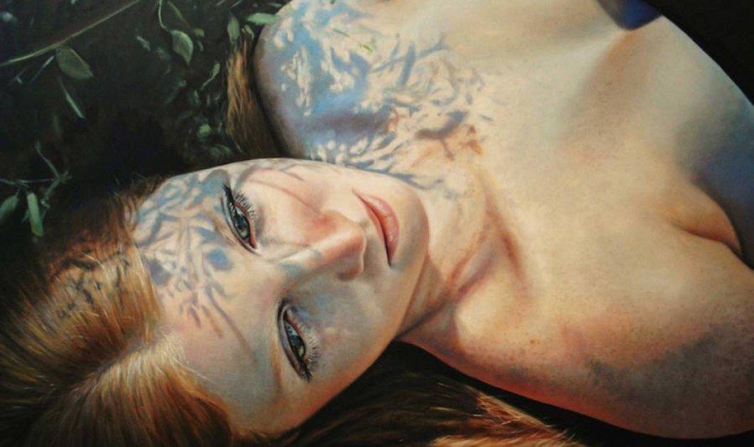 Σουρεαλιστικά πορτραίτα γυναικών που μοιάζουν μαγικά - Απίθανα κλικς που σαγηνεύουν - Κυρίως Φωτογραφία - Gallery - Video