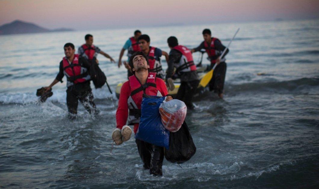 53.042 πρόσφυγες εγκλωβισμένοι στην Ελλάδα - Αναλυτικός χάρτης με το πού βρίσκονται - Κυρίως Φωτογραφία - Gallery - Video