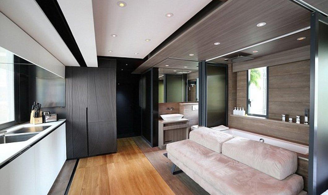 Εντυπωσιακό σπίτι 28 τετρ. μέτρων με όλες τις ανέσεις - Μικρό αλλά... θαυματουργό! - Κυρίως Φωτογραφία - Gallery - Video