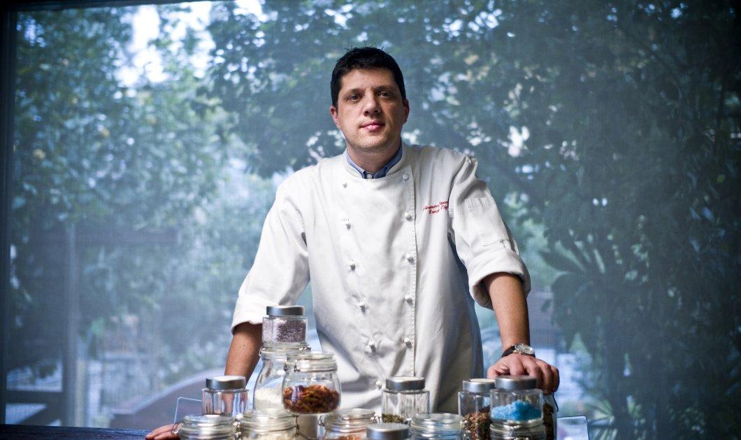 Εγγύηση! Ο σεφ Αλέξανδρος Παπανδρέου προτείνει τα αγαπημένα του στέκια για φαγητό: Από ψάρι μέχρι Ινδικό - Κυρίως Φωτογραφία - Gallery - Video