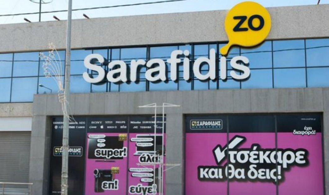 Αίτηση πτώχευσης κατέθεσε η Σαραφίδης με πολλά καταστήματα σε όλη την Βόρεια Ελλάδα   - Κυρίως Φωτογραφία - Gallery - Video