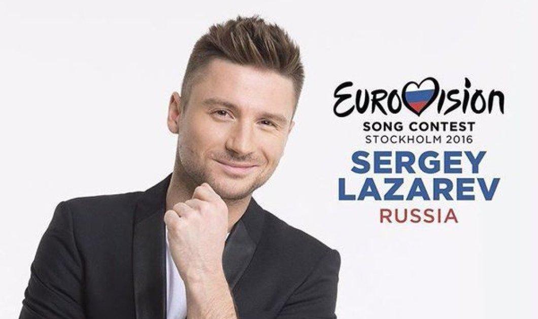 Eurovision: Ο τραγουδιστής της Ρωσίας λιποθύμησε πάνω στη σκηνή - Δείτε την στιγμή που πέφτει - Κυρίως Φωτογραφία - Gallery - Video
