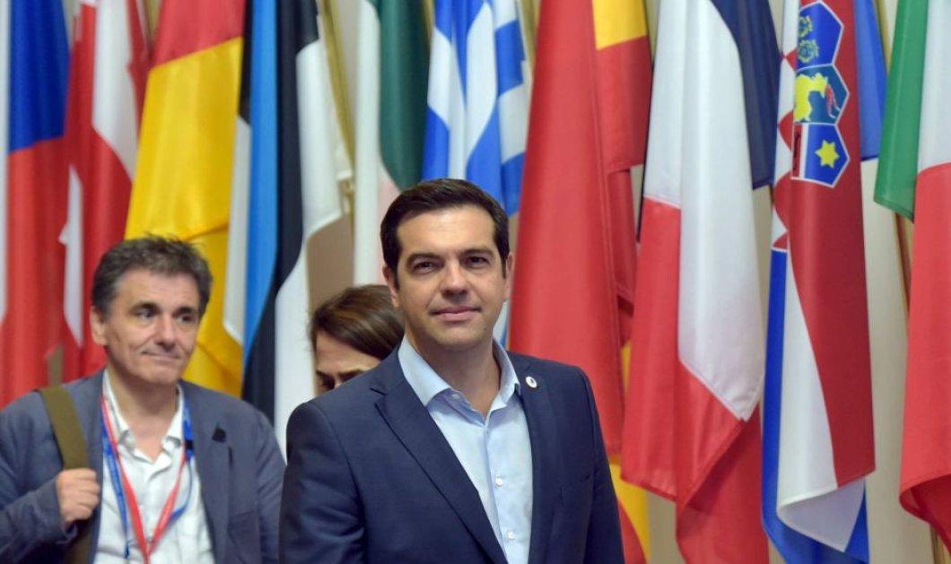 Συνεχίζεται η Μεγάλη Εβδομάδα της οικονομίας: Έφυγαν χωρίς συμφωνία οι δανειστές – Στον αέρα Eurogroup & Σύνοδος - Κυρίως Φωτογραφία - Gallery - Video