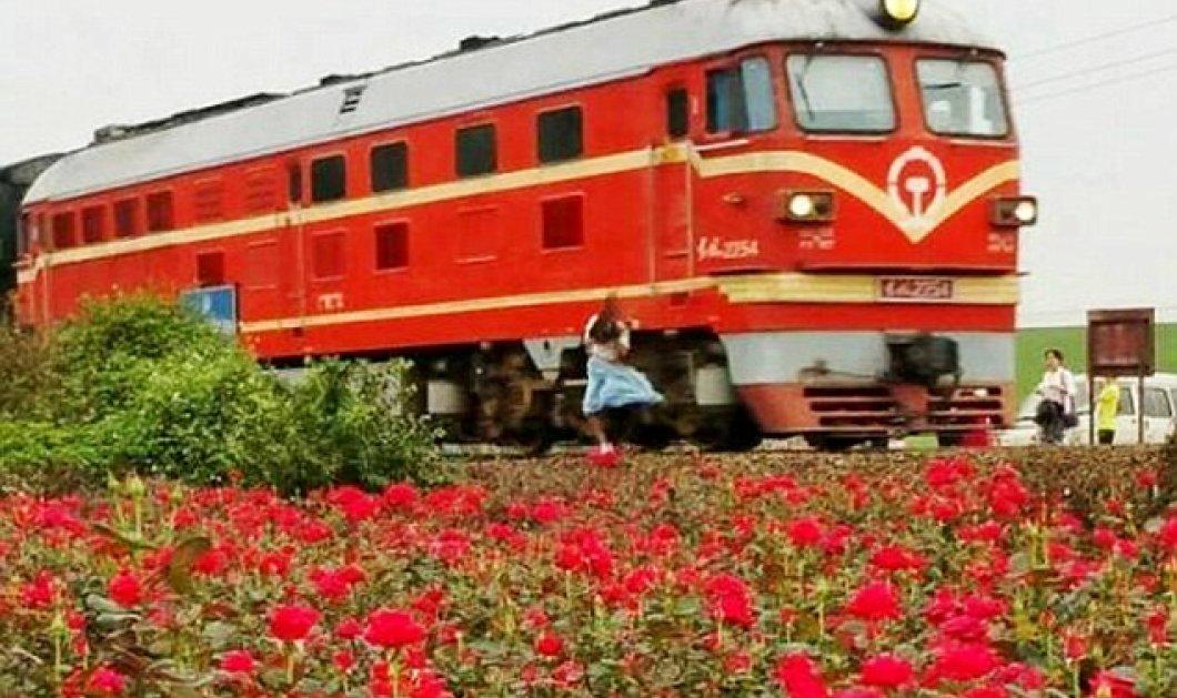 Τραγωδία για μια σέλφι: Την πάτησε το τρένο - Πόσοι άλλοι έχουν βρει το θάνατο με φωτό - Κυρίως Φωτογραφία - Gallery - Video