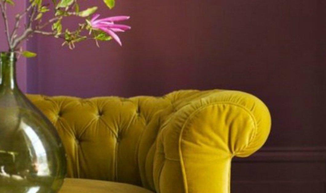 Ο Σπύρος Σούλης έριξε μουσταρδί & Ροζ στις γωνιές του σπιτιού: Αυτός ξέρει (φωτό) - Κυρίως Φωτογραφία - Gallery - Video