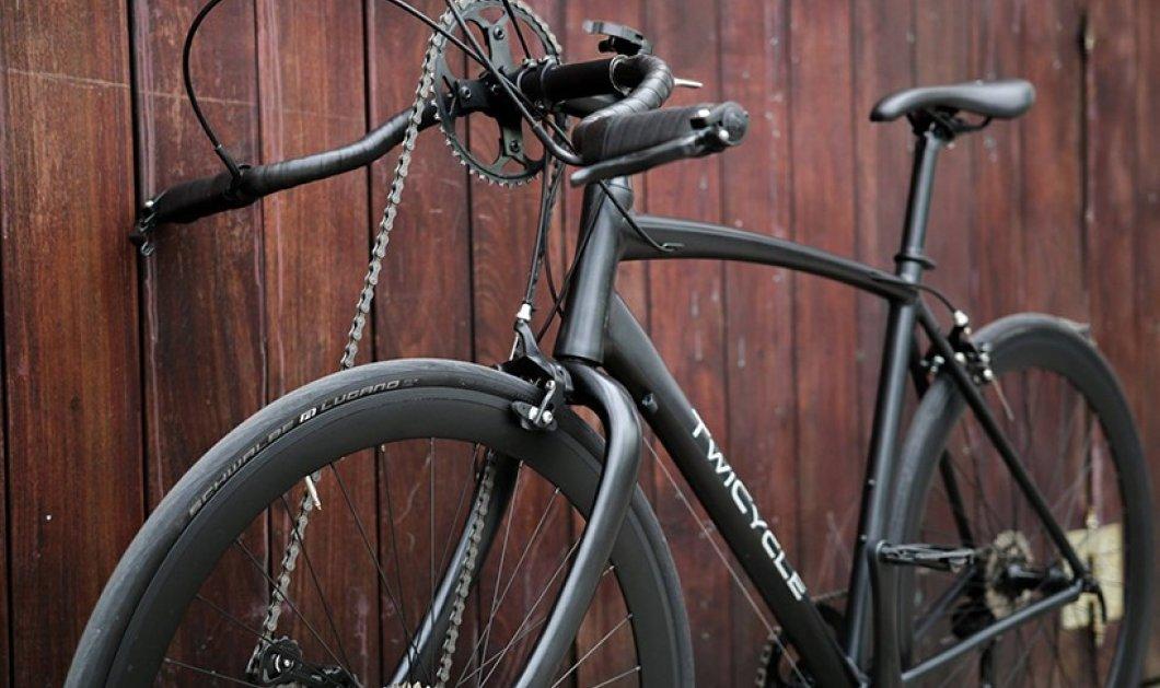 Μόλις έφτασεεε! Το ποδήλατο - twicycle που έχει πετάλια και στα χέρια & στα πόδια! Δείτε το! - Κυρίως Φωτογραφία - Gallery - Video