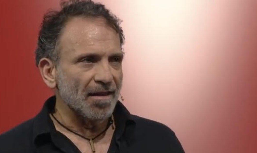 Γιάννης Μπεχράκης: Όταν ο πολυβραβευμένος φωτογράφος έδωσε διάλεξη & επί 5 ώρες μιλούσε χωρίς να ακούγεται ανάσα - Κυρίως Φωτογραφία - Gallery - Video