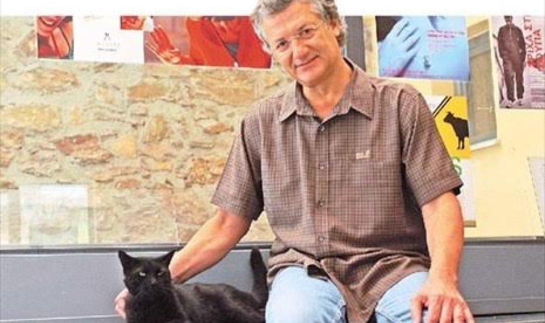 Ο Βαγγέλης Θεοδωρόπουλος επικεφαλής στο Φεστιβάλ Αθηνών; Το νέο πρόσωπο μετά την αποχώρηση Φαμπρ   - Κυρίως Φωτογραφία - Gallery - Video