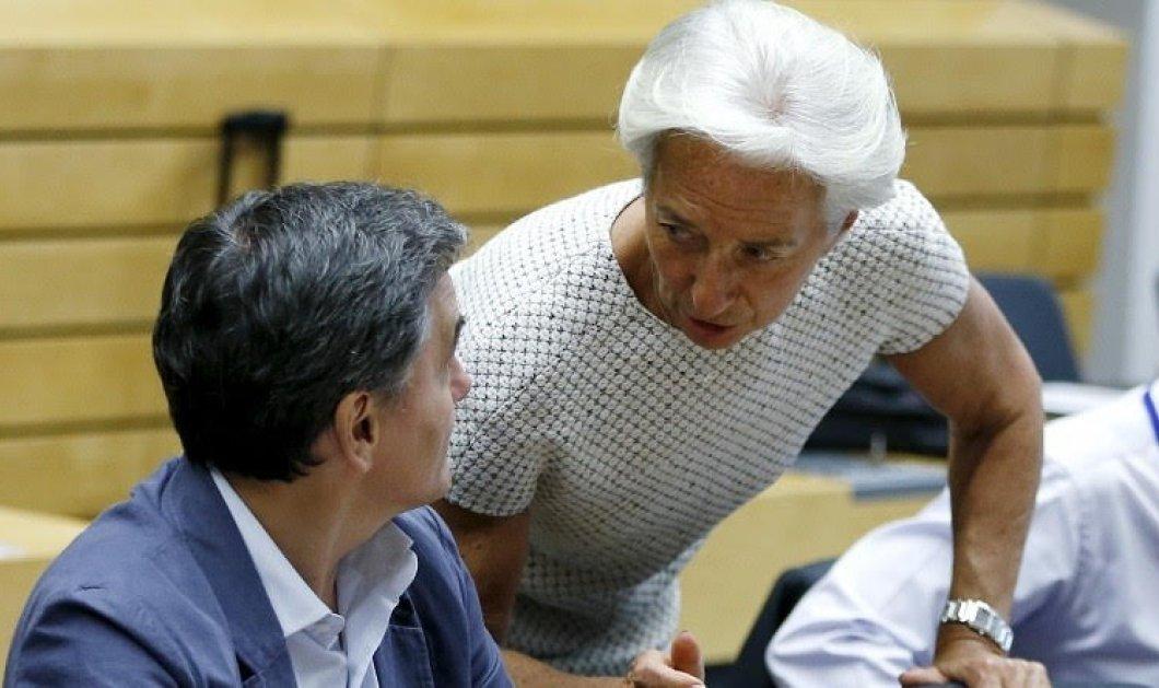 Κεραυνοί Μαξίμου κατά του ΔΝΤ: Τα στοιχεία της Eurostat εκθέτουν το Ταμείο -Οχι σε έκτακτα μέτρα - Κυρίως Φωτογραφία - Gallery - Video