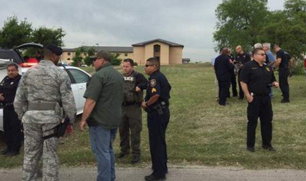 Μακελειό με δύο νεκρούς στο Τέξας: Δολοφονία & αυτοκτονία στρατιωτικών σε αεροπορική βάση! (ΒΙΝΤΕΟ)  - Κυρίως Φωτογραφία - Gallery - Video