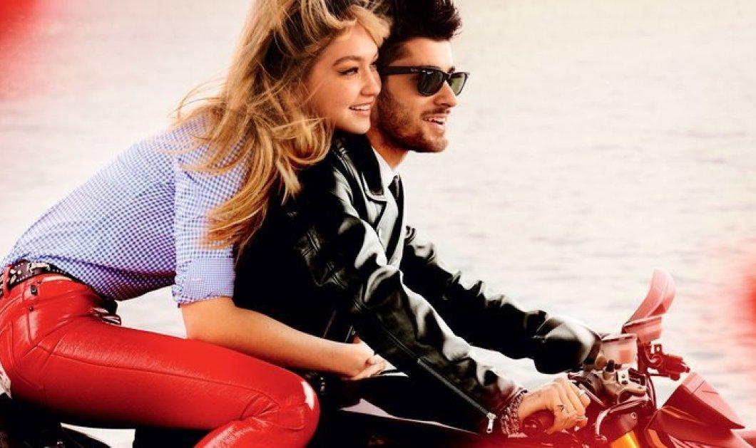 To διασημότερο & πιο καλοπληρωμένο μοντέλο του κόσμου Τζίτζι Χαντίντ, ερωτεύτηκε: Τα καυτά φιλιά με το αμόρε της στην Vogue - Κυρίως Φωτογραφία - Gallery - Video