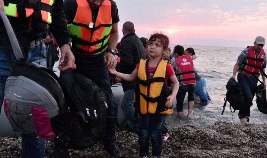 Αποκάλυψη της Guardian: Οι πρόσφυγες στη Χίο απειλούν με αυτοκτονίες - Αντιδρούν για τη συμφωνία Τουρκίας - Ε.Ε - Κυρίως Φωτογραφία - Gallery - Video