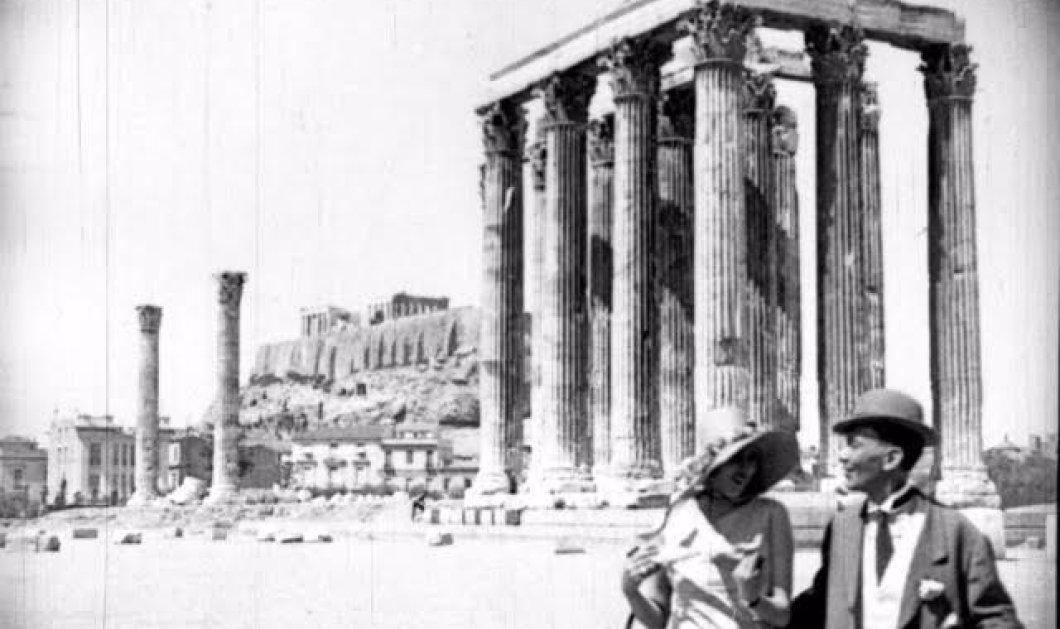 Σπάνιες ταινίες του ελληνικού βωβού κινηματογράφου στο OTE HISTORY  - Κυρίως Φωτογραφία - Gallery - Video