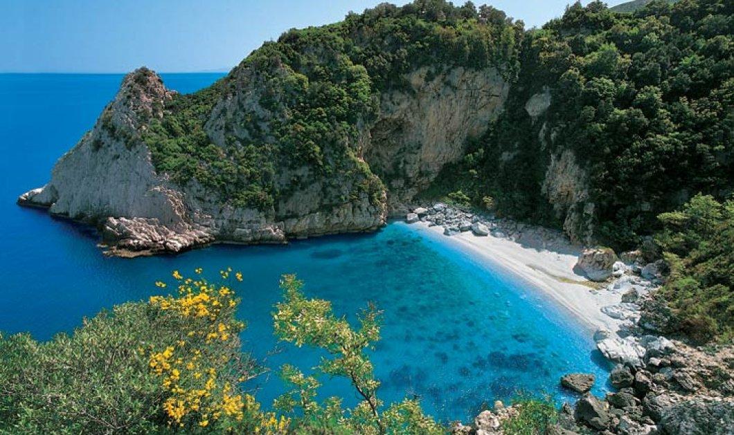 Guardian: Η Φακίστρα Πηλίου στις πιο εντυπωσιακές παραλίες στον κόσμο - Κυρίως Φωτογραφία - Gallery - Video