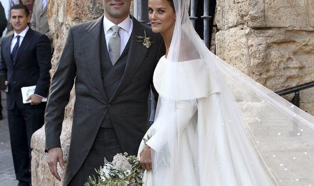 Ένας γάμος αριστοκρατικός ! Η ασχημούτσικη κόρη του Δούκα του Wellington  με καλλονό Κολομβιανό κροίσο - Κυρίως Φωτογραφία - Gallery - Video