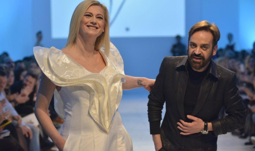 """Η Ραχήλ Μακρή στον Πέτρο Κωστόπουλο: """"Ήμουν μοντέλο, ήθελα να πάω στα καλλιστεία""""  - Κυρίως Φωτογραφία - Gallery - Video"""