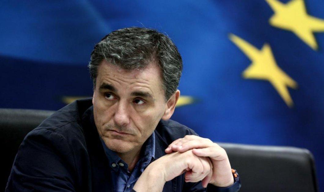 """Δραματική επιστολή Τσακαλώτου προς το Eurogroup: """"Αυτά τα μέτρα δεν μπορούν να περάσουν με τίποτα"""" - Κυρίως Φωτογραφία - Gallery - Video"""