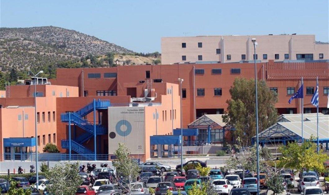 Στο νοσοκομείο «Αττικόν» με οξεία τροφική δηλητηρίαση 80 μετανάστες από το hotspot του Πειραιά - Κυρίως Φωτογραφία - Gallery - Video