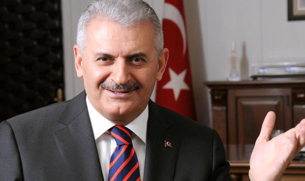 Μπιναλί Γιλντιρίμ: Ο «πιστός» υπουργός Μεταφορών νέος πρωθυπουργός της Τουρκίας   - Κυρίως Φωτογραφία - Gallery - Video